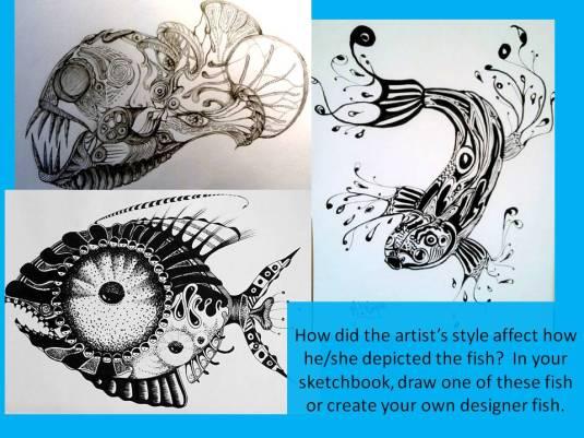 Designer Fish