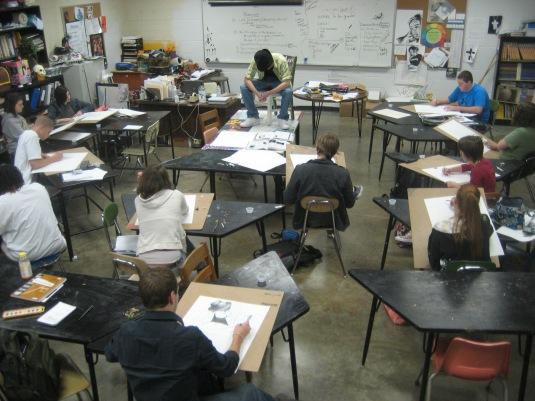 class drawing jamie